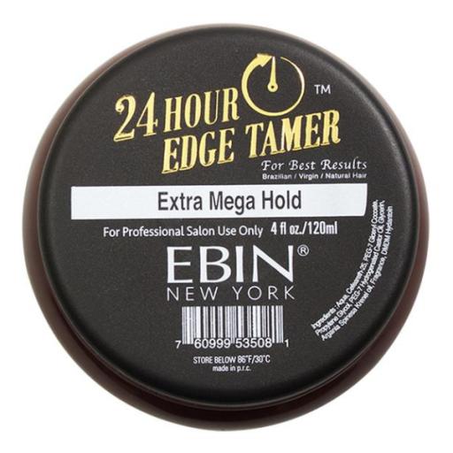 EBIN NEW YORK 24 HOUR EDGE TAMER EXTRA MEGA HOLD 4OZ