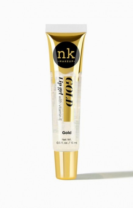 NICKA K GOLD LIP GEL