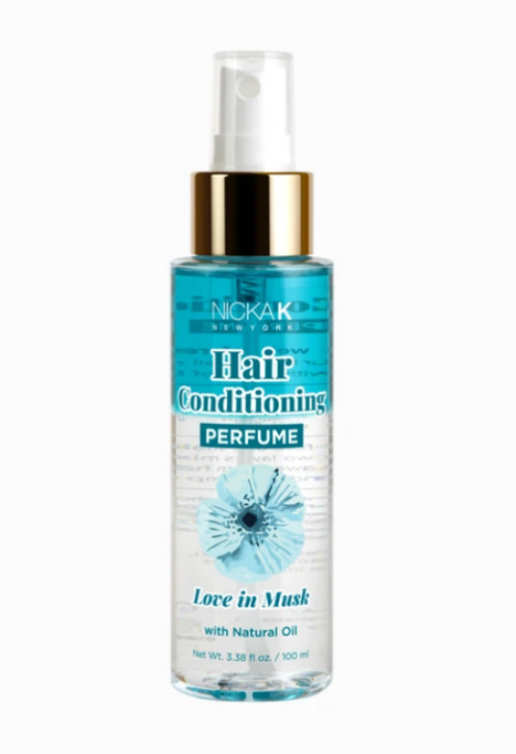 NICKA K NEW YORK HAIR CONDITIONING PERFUME