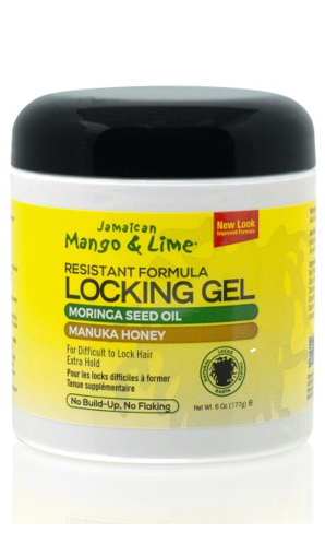 JAMAICAN MANGO & LIME RESISTANT FORMULA LOCKING GEL