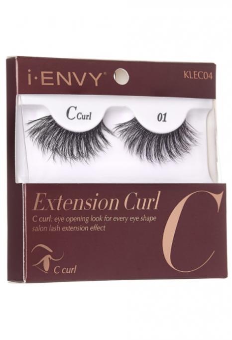 KISS EXTENSION CURL C CURL 04