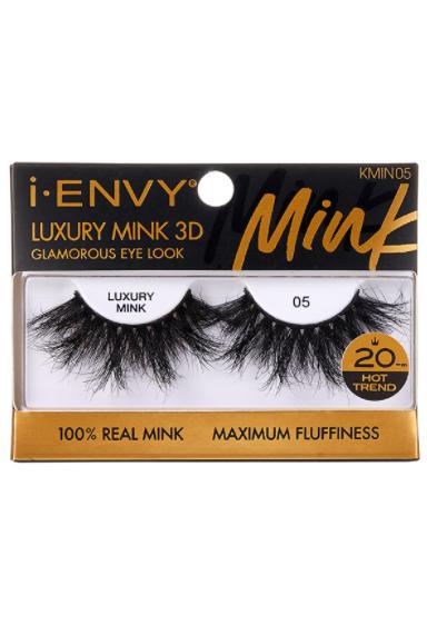 KISS LUXURY MINK 3D LASH KMIN05