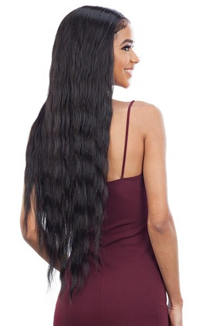 MODEL MODEL SYNTHETIC FREEDOM PART LACE FRONT WIG LACE NUMBER 010