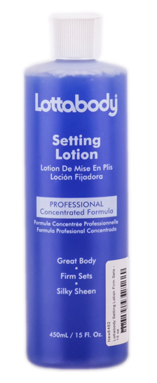 LOTTABODY SETTING LOTION PROFESSIONAL CONCENTRATED FORMULA 15.2OZ