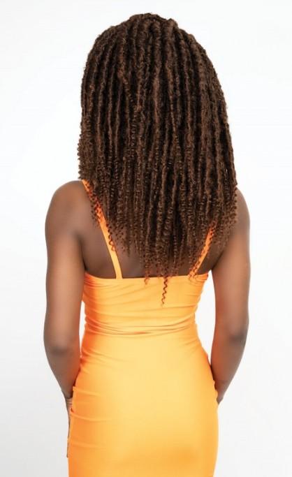 JANET COLLECTION NALATRESS SYNTHETIC HAIR CROCHET BRAID MAVERICK LOCS 12
