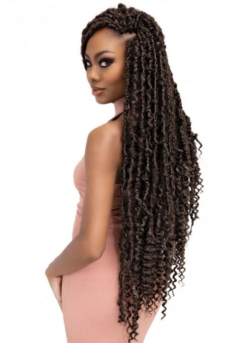 JANET COLLECTION NALATRESS SYNTHETIC HAIR CROCHET BRAID MAVERICK LOCS 18