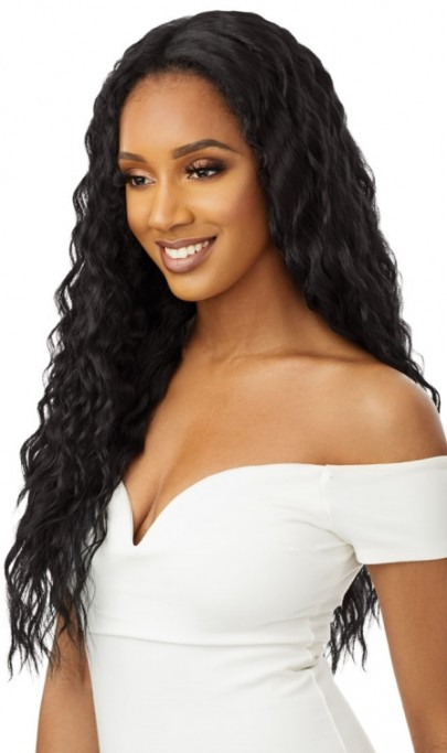 OUTRE QUICK WEAVE HALF WIG MILA