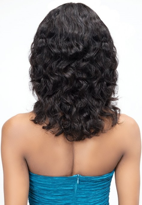 JANET LUSCIOUS WET N WAVY FRENCH BODY CURL LACE FRONT WIG NOVA