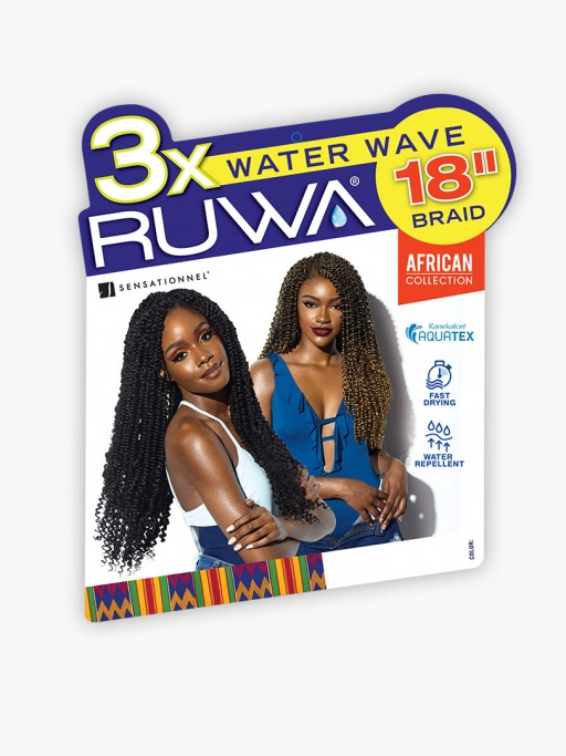 SENSATIONNEL SYNTHETIC 3X RUWA WATER WAVE 18