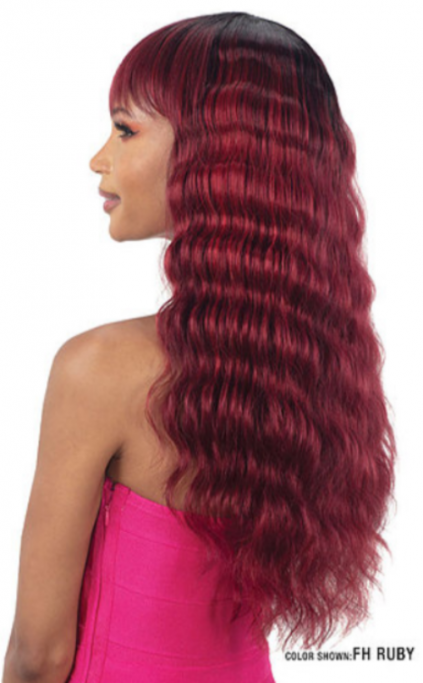 MAYDE BEAUTY STYNTHETIC HAIR CANDY WIG TULIP
